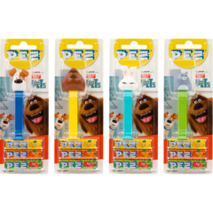 PEZ Spender Set PETS