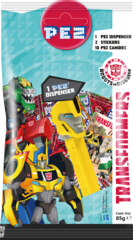 Transformers Beutel 85g
