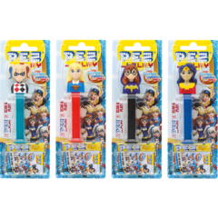 PEZ Spender Set SUPER HERO GIRLS