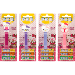 PEZ Spender Set HELLO KITTY