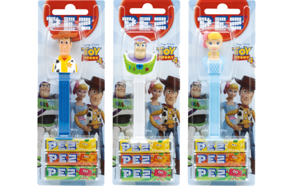 PEZ dispenser Toy Story 4