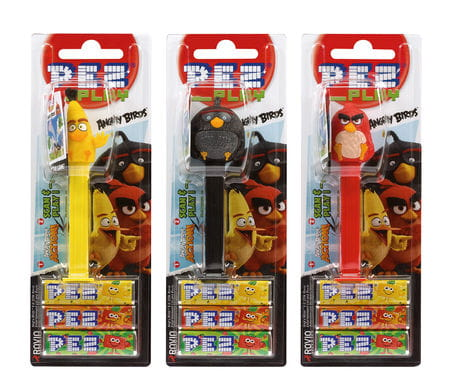 PEZ Dispenser - Angry Birds