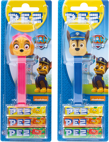 pez spender set paw patrol. Black Bedroom Furniture Sets. Home Design Ideas