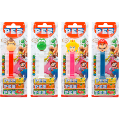 PEZ Spender Set NINTENDO