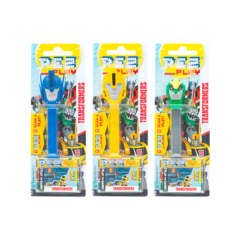 PEZ Spender Set TRANSFORMERS