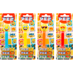 PEZ Spender Set PEZmojis
