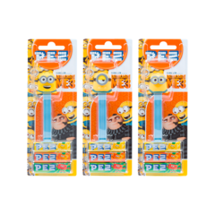 PEZ Spender Set MINIONS