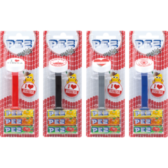 PEZ Spender Set I LOVE AUSTRIA